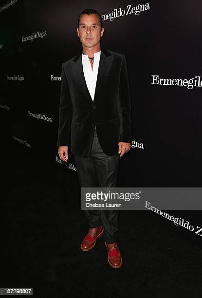 Singer Gavin Rossdale attends Ermenegildo Zegna Global Store Opening hosted by Gildo Zegna and Stefano Pilati at Ermenegildo Zegna Boutique on...