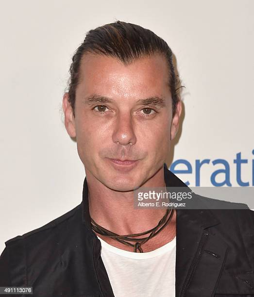 Singer Gavin Rossdale attends Operation Smile's 2015 Smile Gala at the Beverly Wilshire Four Seasons Hotel on October 2 2015 in Beverly Hills...