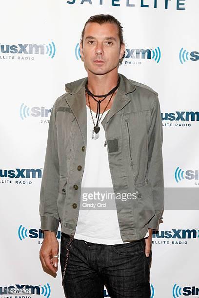 Singer Gavin Rossdale visits SiriusXM Studio on July 27 2011 in New York City