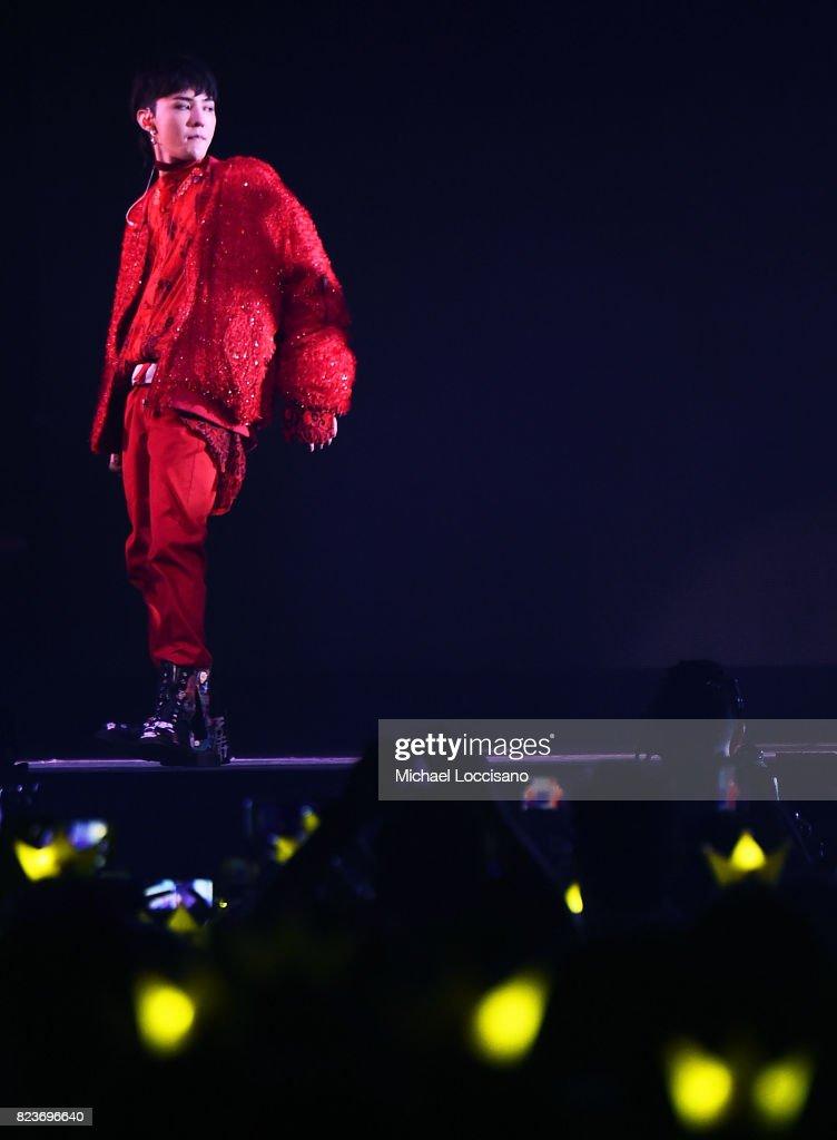 G-Dragon In Concert - Brooklyn, New York