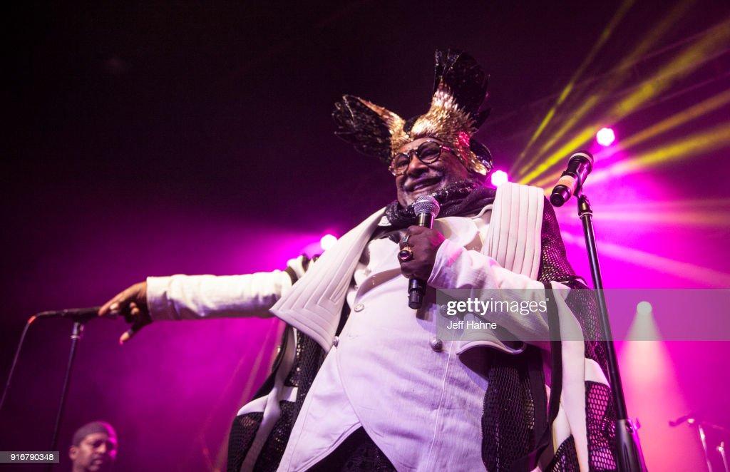 George Clinton & Parliament/Funkadelic In Concert - Charlotte, NC