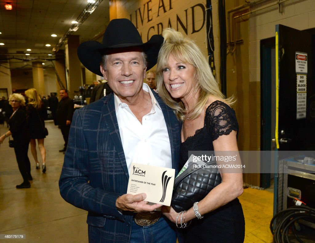 49th Annual Academy Of Country Music Awards - Backstage And Audience : News Photo