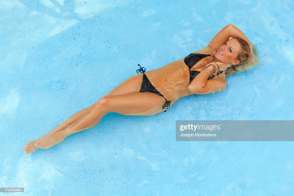 Singer Geri Halliwell is photographed for You Magazine on September 14, 2010 in Miami, Florida. PUBLISHED