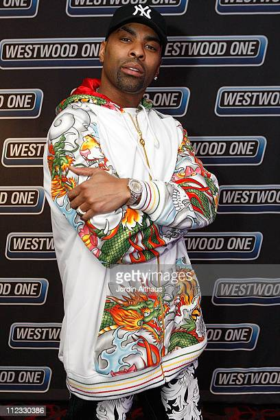 RB Singer Ginuwine attends the 51st Annual GRAMMY Awards Westwood One Radio Remotes Day 1 held at the Staples Center on February 5 2009 in Los...