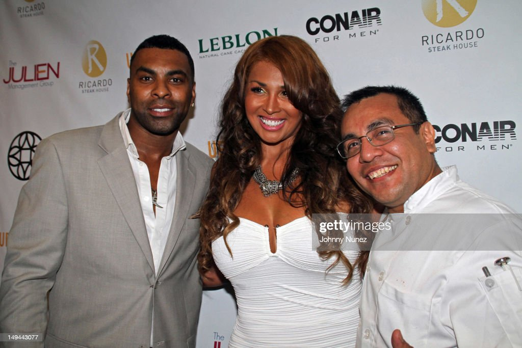 Ginuwine dating somaya reece