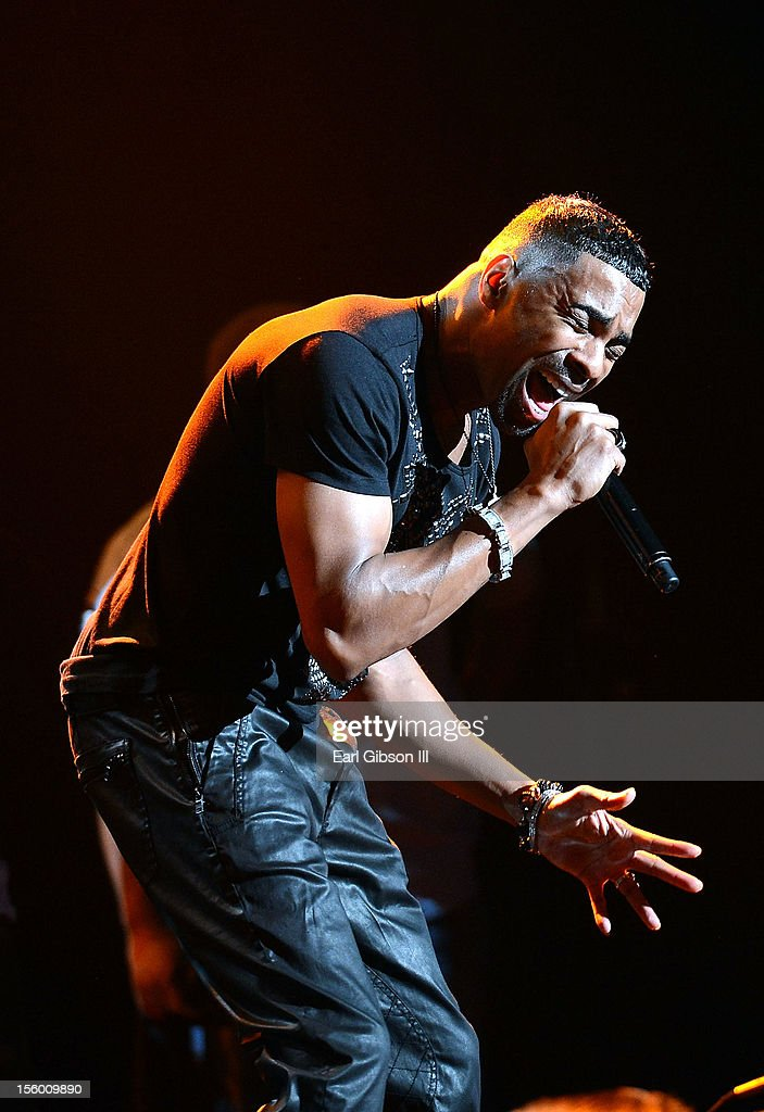 Soul Train Awards Weekend Live in Concert : News Photo