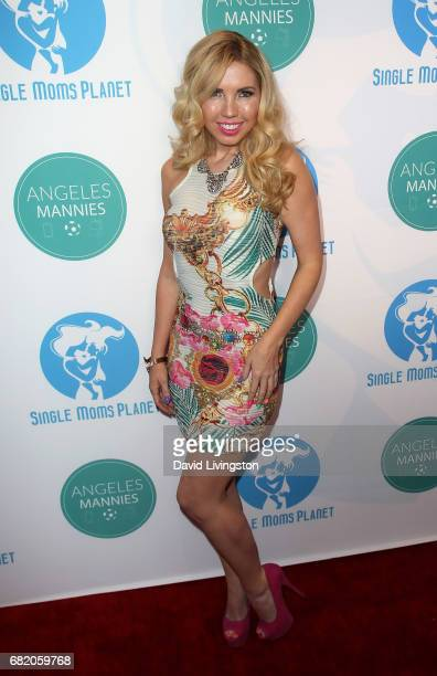 Singer Girl Crush attends the Single Mom's Awards at The Peninsula Beverly Hills on May 11 2017 in Beverly Hills California