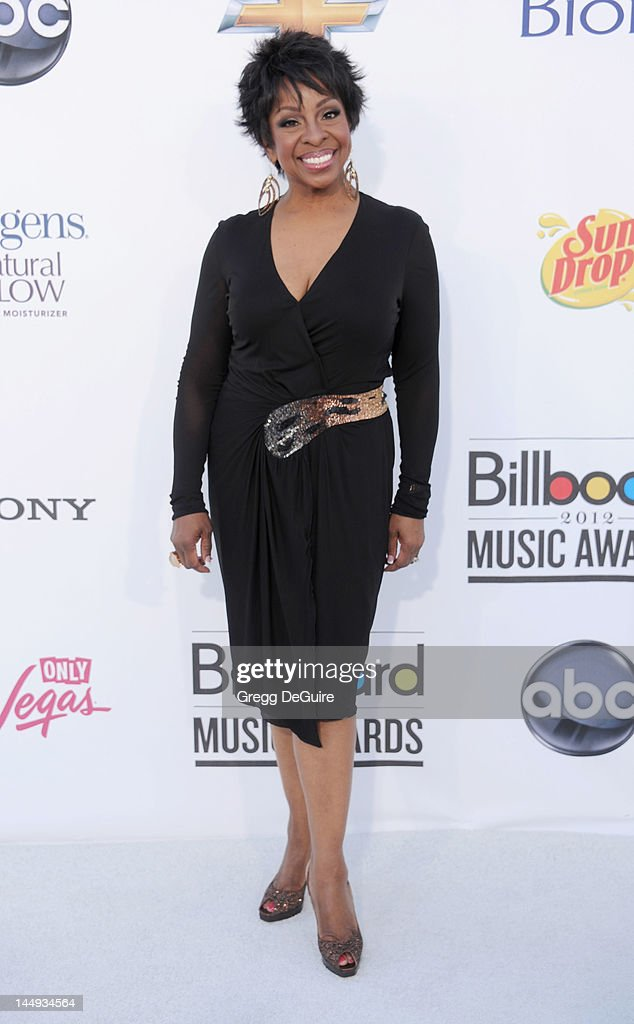 Singer Gladys Knight arrives at the 2012 Billboard Music Awards at MGM Grand on May 20, 2012 in Las Vegas, Nevada.