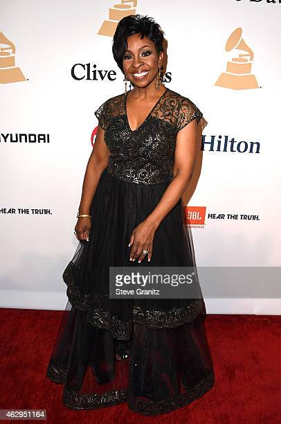 Singer Gladys Knight attends the PreGRAMMY Gala and Salute To Industry Icons honoring Martin Bandier on February 7 2015 in Los Angeles California