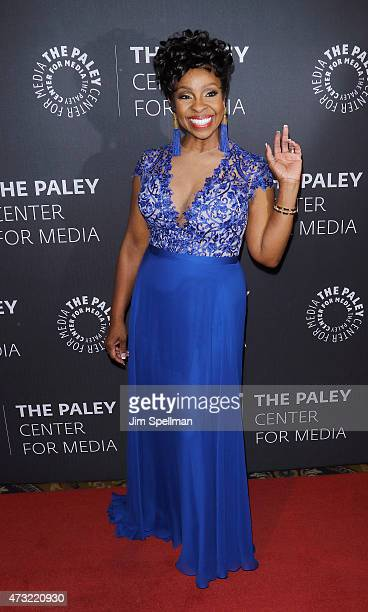 Singer Gladys Knight attends the The Paley Center For Media hosts a tribute to AfricanAmerican achievements in television at Cipriani Wall Street on...