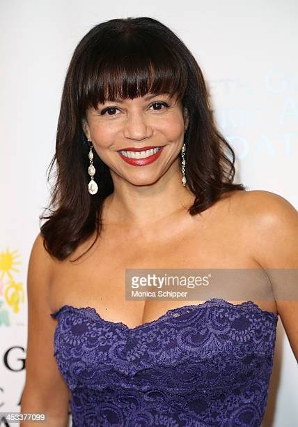 Singer Gloria Reuben attends the Elizabeth Glaser Pediatric AIDS Foundation's 25th Anniversary Gala at Best Buy Theater on December 3 2013 in New...