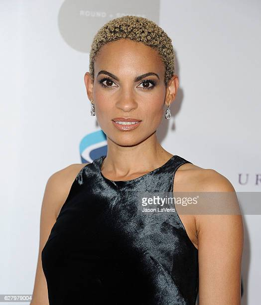 Singer Goapele attends Equality Now's 3rd annual Make Equality Reality gala at Montage Beverly Hills on December 5 2016 in Beverly Hills California