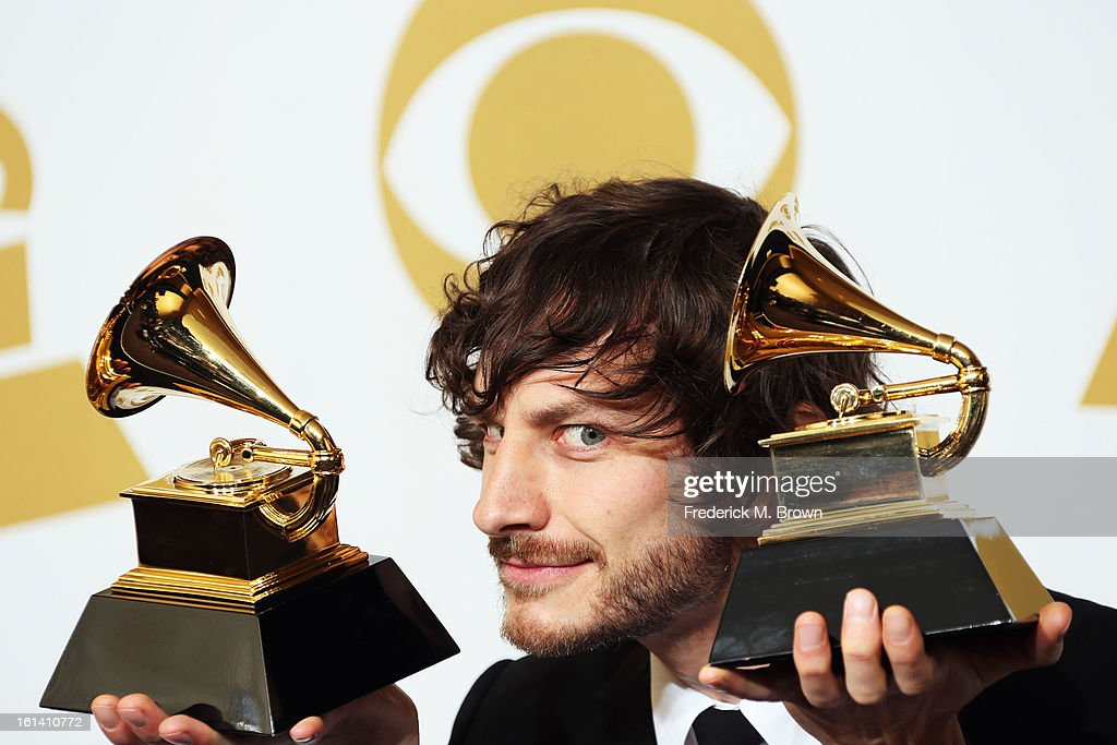 The 55th Annual GRAMMY Awards - Press Room : News Photo