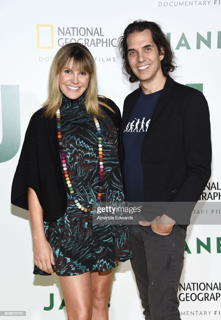 Singer Grace Potter And Eric Valentine Arrive At The Premiere Of National  Geographic Documentary Filmsu0027