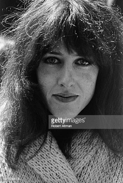 Singer Grace Slick of the Jefferson Airplane poses for a portrait in Golden Gate Park on May 7 1969 n San Francisco California