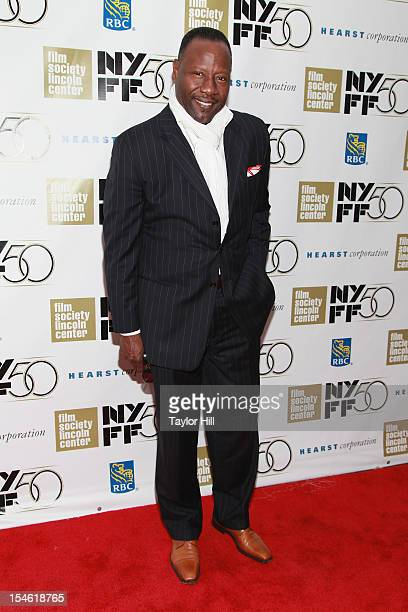 Singer Gregory Generet attends the closing night gala screening of Flight during the 50th New York Film Festival at Alice Tully Hall at Lincoln...