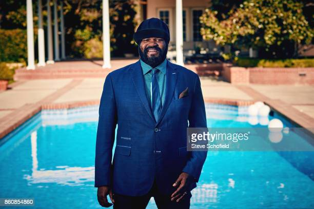 Singer Gregory Porter is photographed for You magazine on September 1 2016 in Los Angeles California