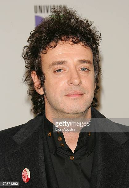 Singer Gustavo Cerati attends the 7th Annual Latin Grammy Awards at Madison Square Garden November 2, 2006 in New York City.