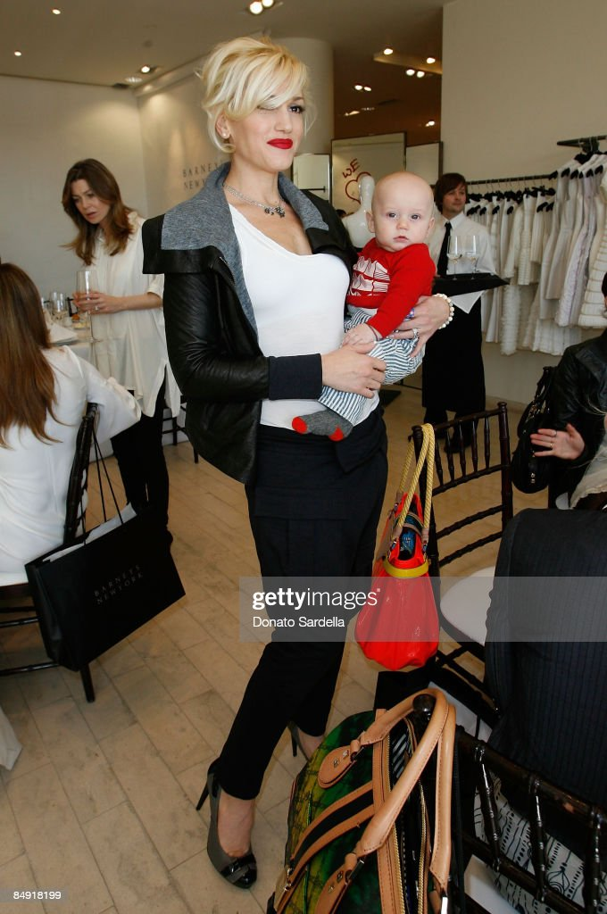 Barneys New York and Jennifer Lopez Celebrate Andrea Lieberman And The Launch of Her Collection A.L.C : News Photo
