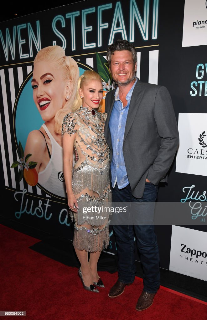 """Grand Opening Of """"Gwen Stefani - Just A Girl"""" Residency At Planet Hollywood In Las Vegas : News Photo"""