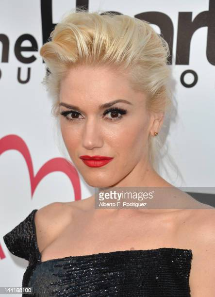 Singer Gwen Stefani arrives to The Heart Foundation Gala at Hollywood Palladium on May 10, 2012 in Hollywood, California.