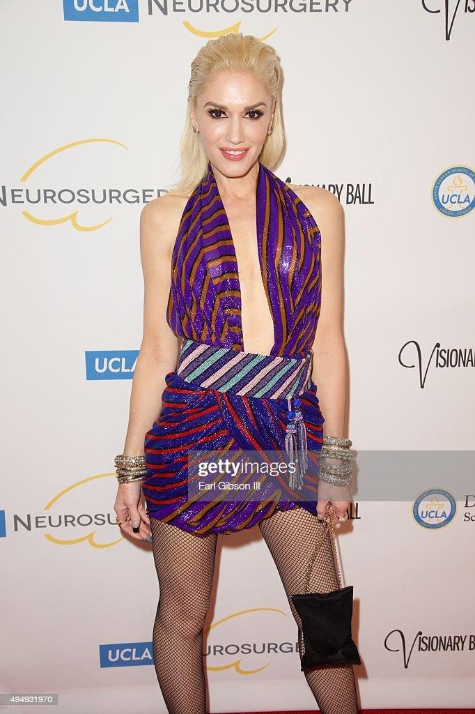 2015 UCLA Neurosurgery Visionary Ball - Arrivals : News Photo
