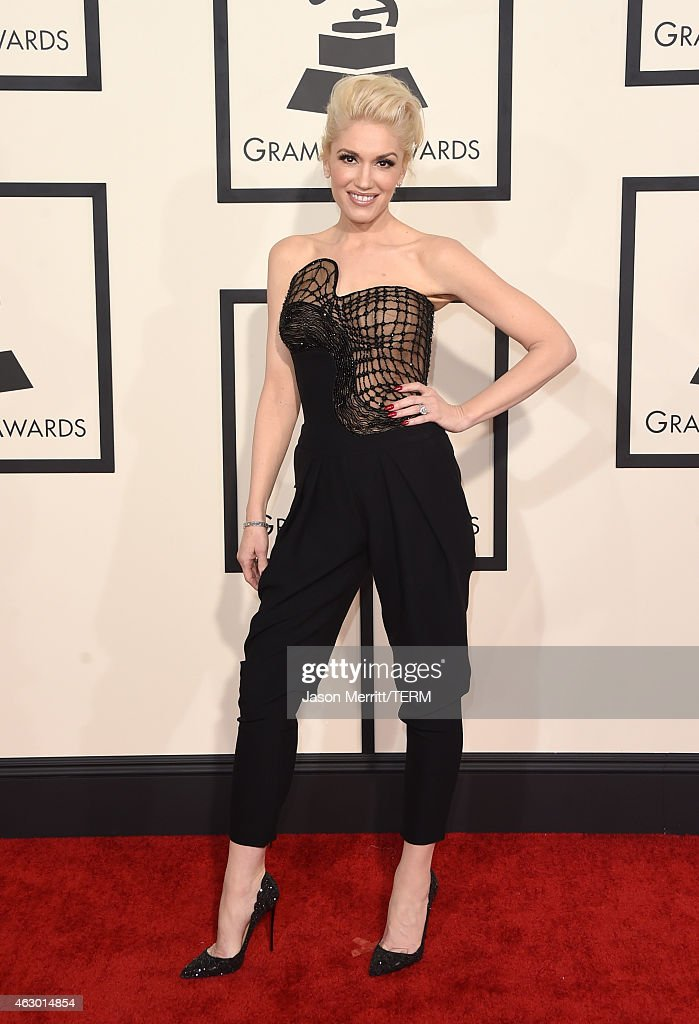57th GRAMMY Awards - Arrivals : Foto jornalística
