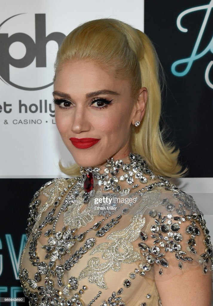 "Grand Opening Of ""Gwen Stefani - Just A Girl"" Residency At Planet Hollywood In Las Vegas : Fotografía de noticias"