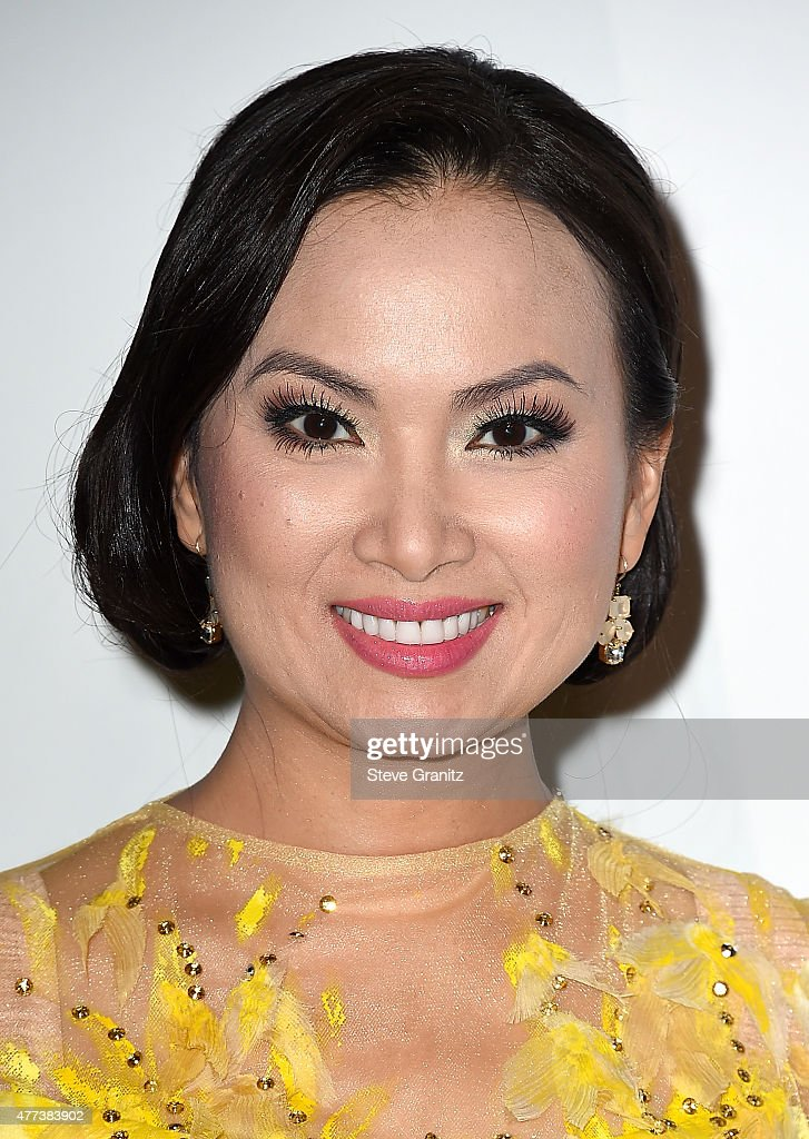 Women In Film 2015 Crystal + Lucy Awards - Arrivals : News Photo