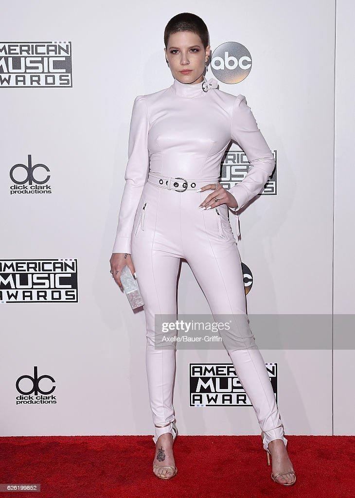 2016 American Music Awards : News Photo