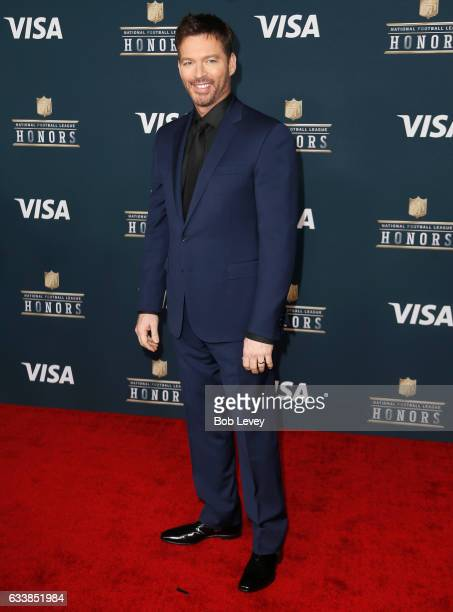 Singer Harry Connick Jr attends 6th Annual NFL Honors at Wortham Theater Center on February 4 2017 in Houston Texas