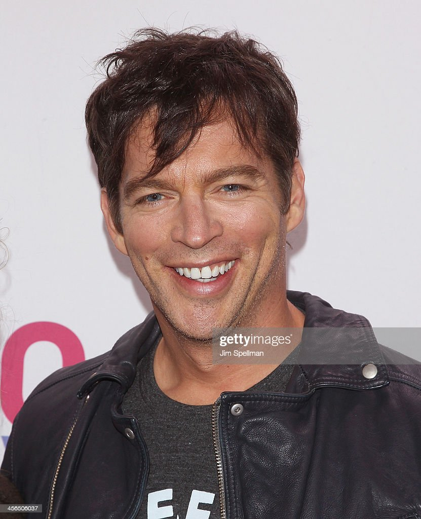 Singer Harry Connick Jr. attends Z100's Jingle Ball 2013 at Madison Square Garden on December 13, 2013 in New York City.