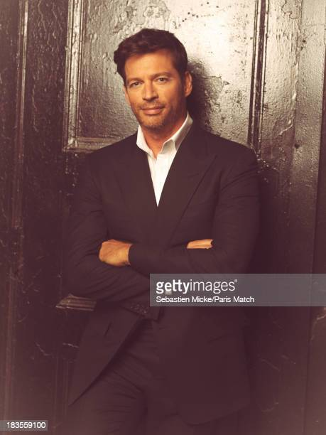 Singer Harry Connick Jr is photographed for Paris Match on September 19 2013 in New York City