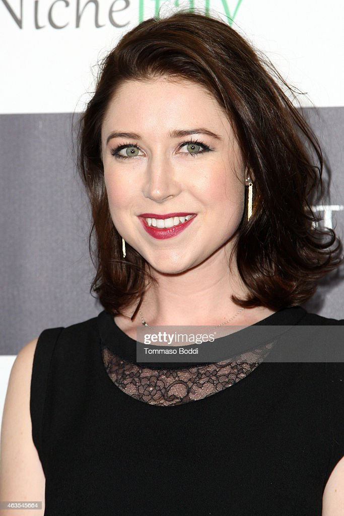 Singer Hayley Westenra attends the Los Angeles Italia Opening Gala held at the TCL Chinese 6 Theatres on February 15, 2015 in Hollywood, California.