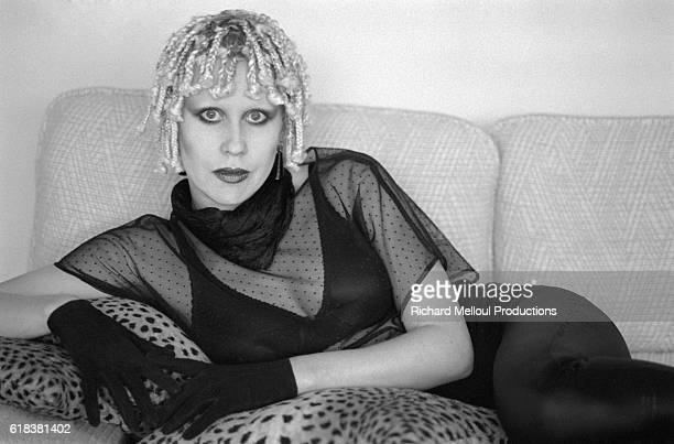 Singer Hazel O'Connor stars in the British film Breaking Glass directed by Brian Gibson The film is entered in the 1980 Cannes Film festival