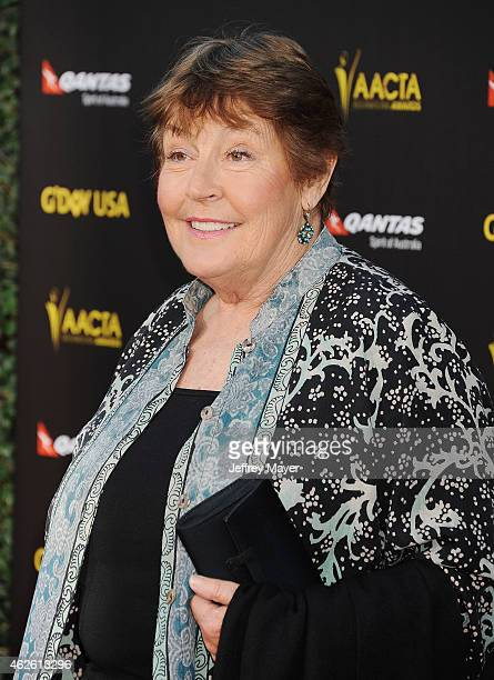 Singer Helen Reddy attends the 2015 G'Day USA Gala featuring the AACTA International Awards presented by Qantas at Hollywood Palladium on January 31,...