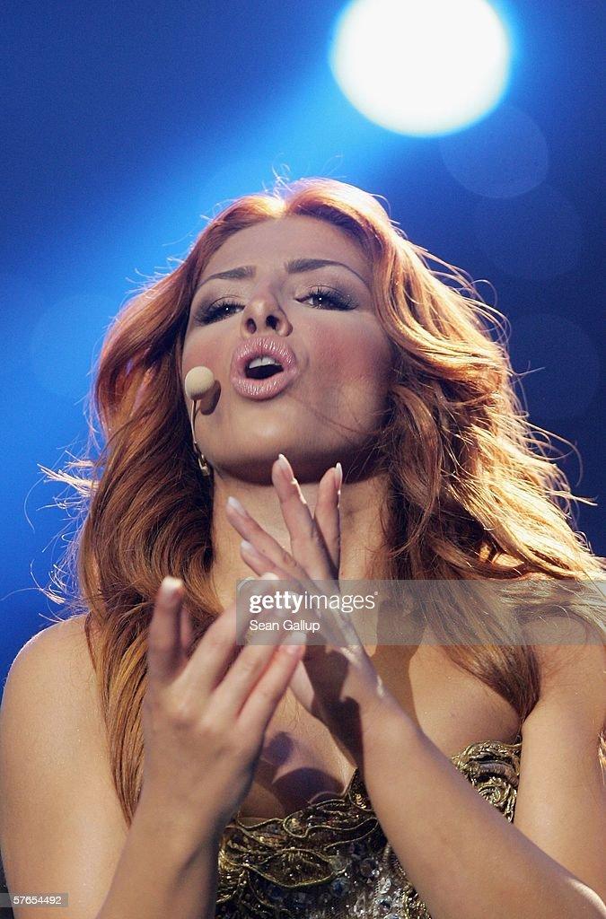 Eurovision - Dress Rehearsal & Final : News Photo