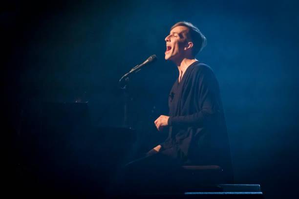 DEU: Helgi Jonsson Performs In Berlin