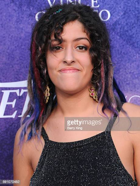 Singer Hennessy attends Variety's Power of Young Hollywood event presented by Pixhug with platinum sponsor Vince Camuto at NeueHouse Hollywood on...