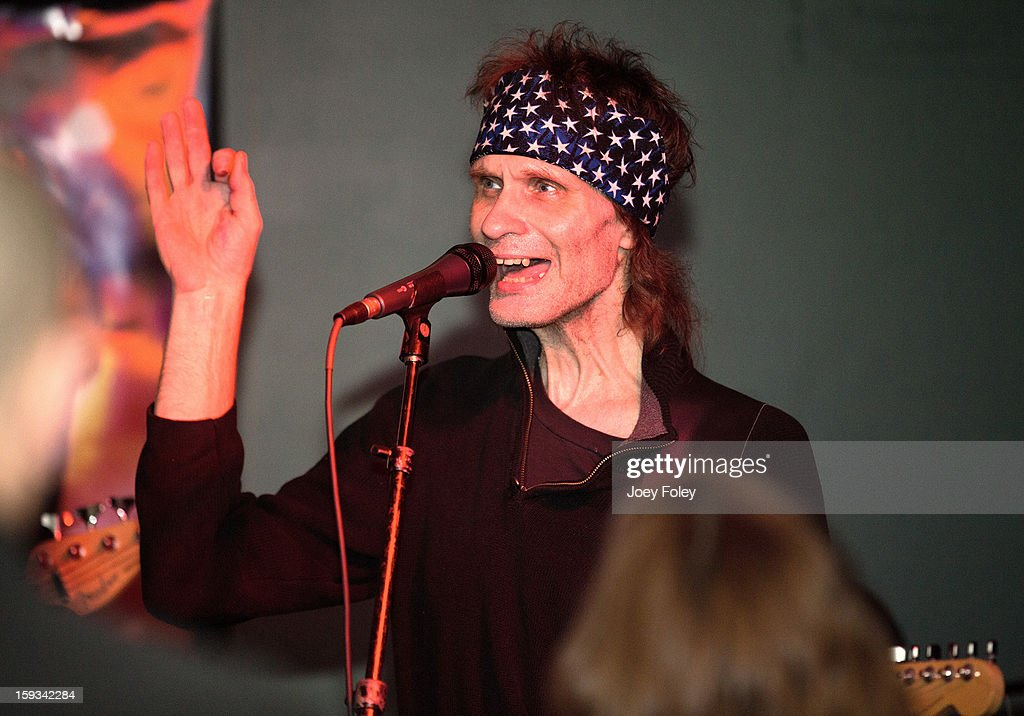 Singer Henry Lee Summer performs at Good Times Bar and Grill on January 11, 2013 in Indianapolis, Indiana.