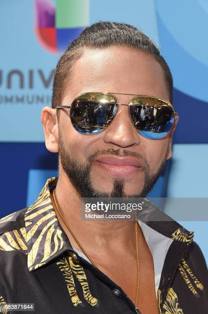 Singer Henry Santos attends the 2017 Univision Upfront at the Lyric Theatre on May 16 2017 in New York City