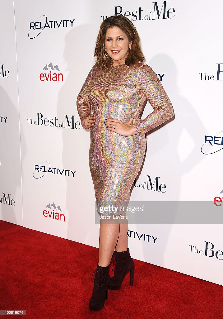 """""""The Best Of Me"""" - Los Angeles Premiere"""