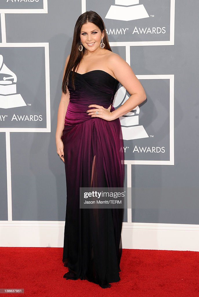 The 54th Annual GRAMMY Awards - Arrivals : News Photo