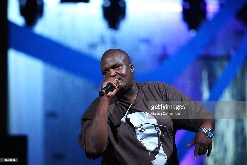 MTV Africa Music Awards 2008: Rehearsals : News Photo