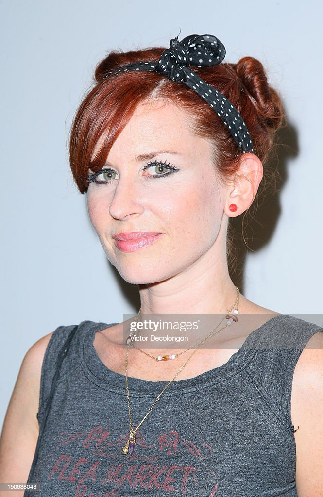Singer Holland Greco attends the screening of 'Alekesam' at Sonos Studio on August 22, 2012 in Los Angeles, California.