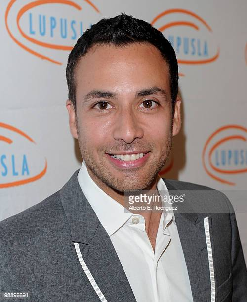 Singer Howie Dorough arrives at the 10th Annual Lupus LA Orange Ball on May 6 2010 in Beverly Hills California