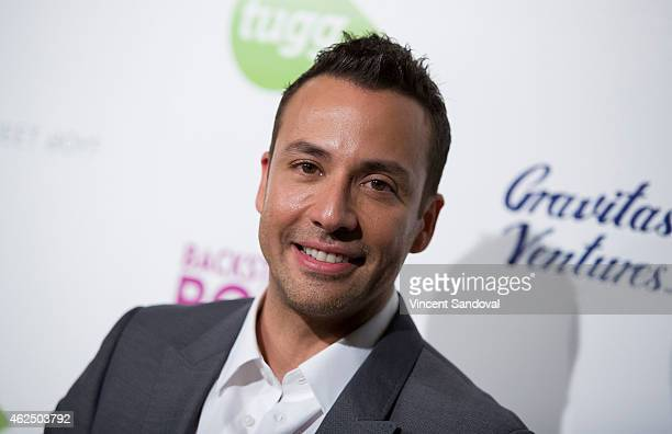 Singer Howie Dorough of The Backstreet Boys attends the Los Angeles premiere of Backstreet Boys Show 'Em What You're Made Of at ArcLight Cinemas...