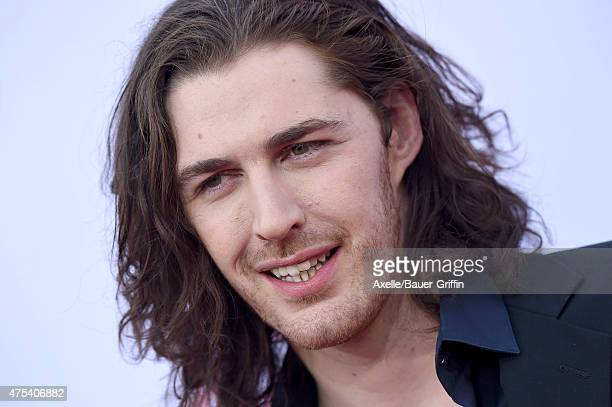 Singer Hozier arrives at the 2015 Billboard Music Awards at MGM Garden Arena on May 17 2015 in Las Vegas Nevada