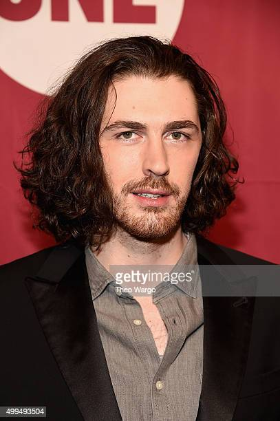 Singer Hozier attends the ONE Campaign and 's It Always Seems Impossible Until It Is Done 10th anniversary celebration at Carnegie Hall on December 1...