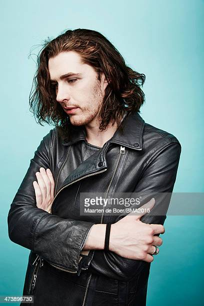 Singer Hozier poses for a portrait at the 2015 Billboard Music Awards on May 17 2015 in Las Vegas Nevada